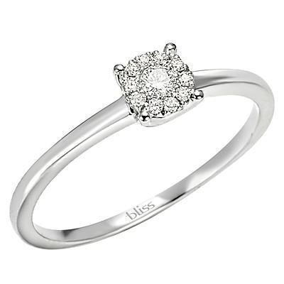anello donna gioielli Bliss Caresse 20061662