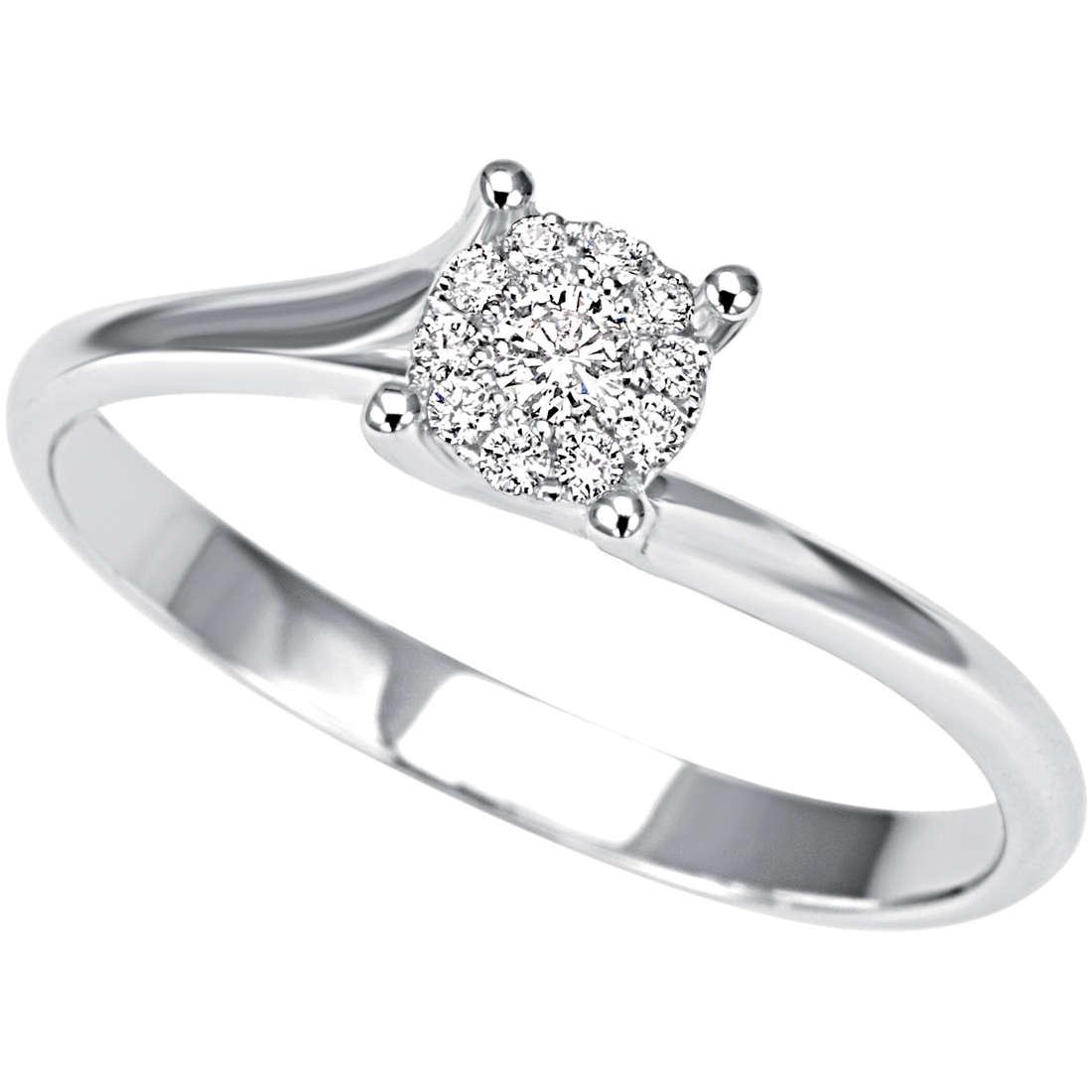 anello donna gioielli Bliss Caresse 20066928