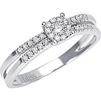 anello donna gioielli Bliss Caresse 20067339