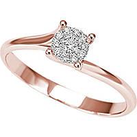 anello donna gioielli Bliss Caresse 20069381