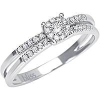 anello donna gioielli Bliss Caresse 20074168