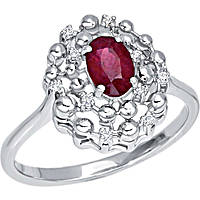 anello donna gioielli Bliss Champagne 20069531