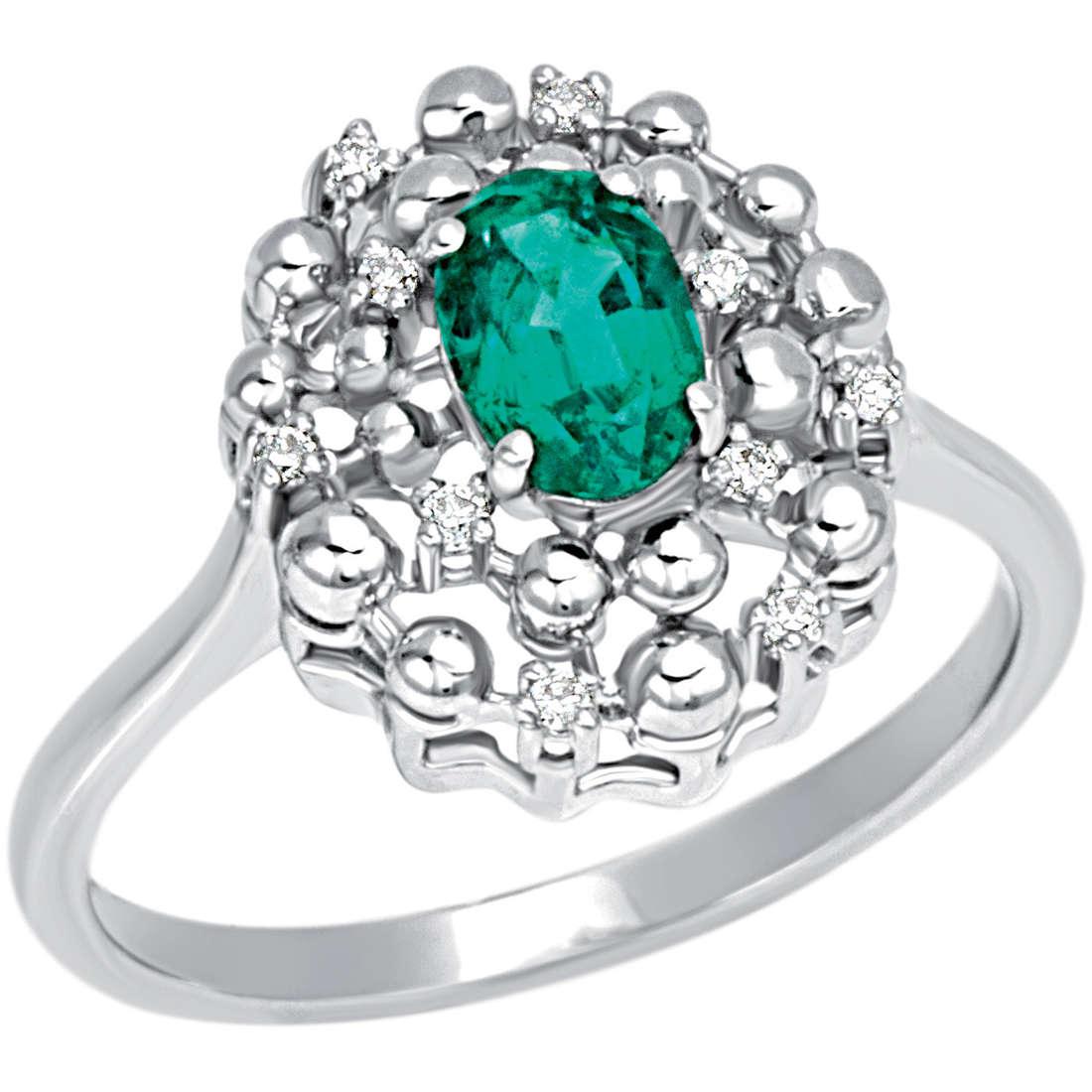 anello donna gioielli Bliss Champagne 20069532