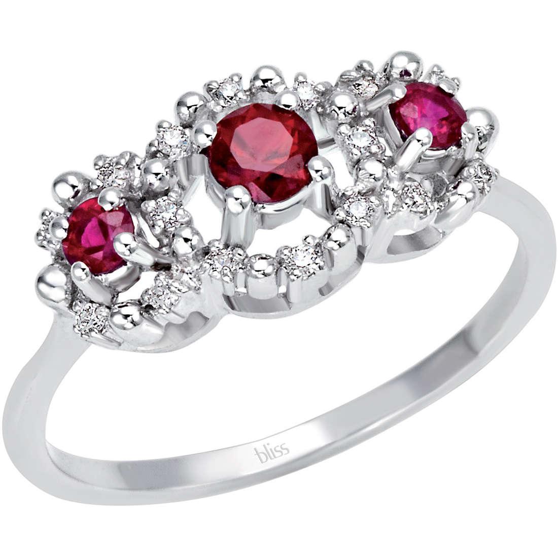 anello donna gioielli Bliss Champagne 20070949