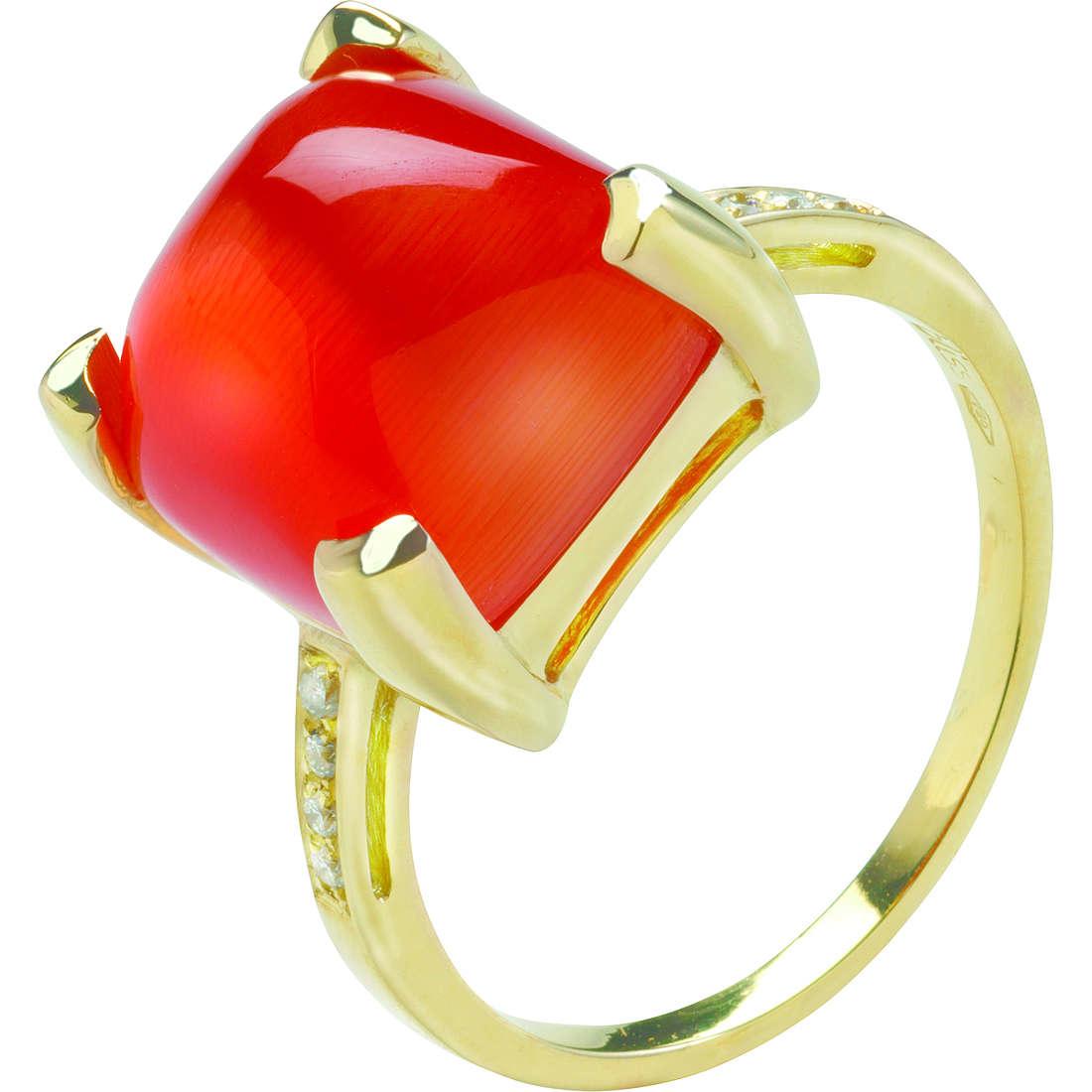 anello donna gioielli Bliss Cherry Bliss 20064250