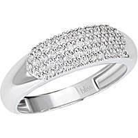 anello donna gioielli Bliss Classic Pave' 20064160