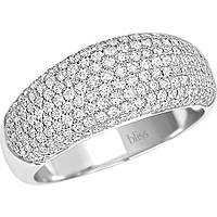 anello donna gioielli Bliss Classic Pave' 20064366