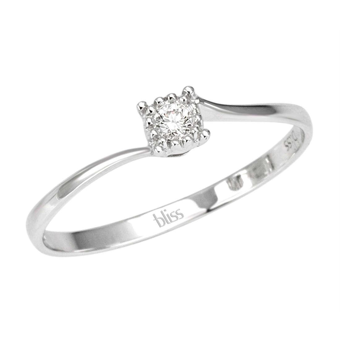 anello donna gioielli Bliss Delice 20063964