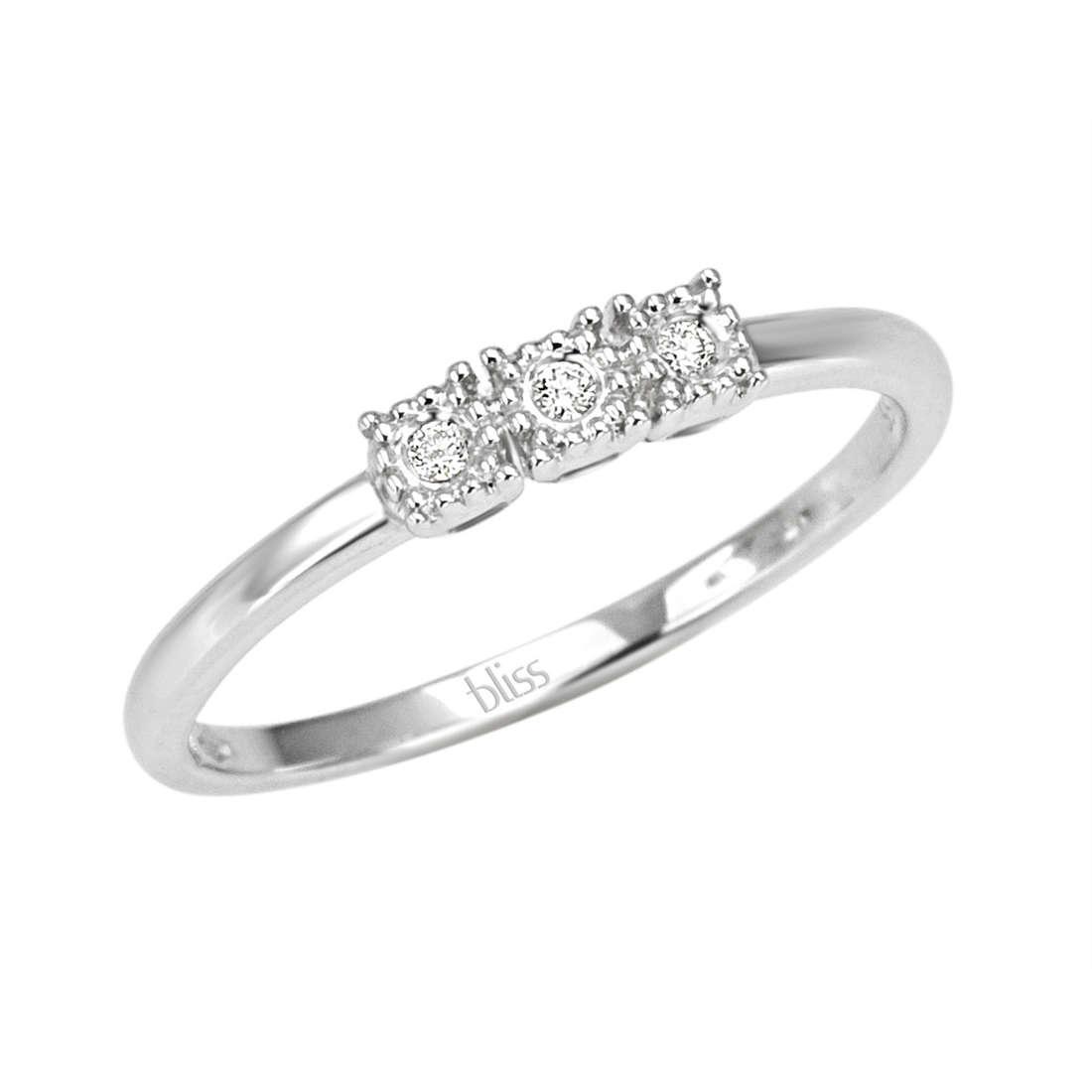 anello donna gioielli Bliss Delice 20064326