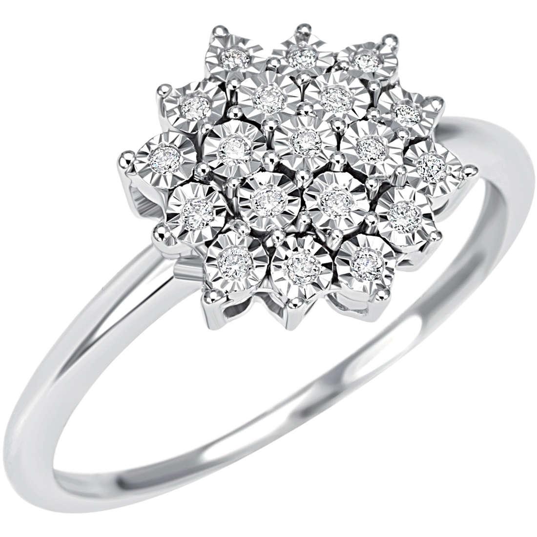 anello donna gioielli Bliss Elisir 20067363