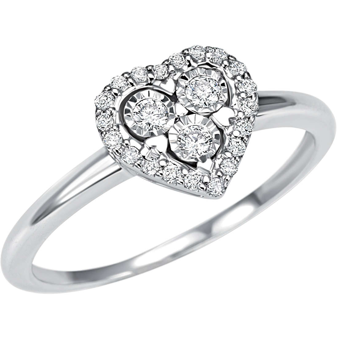 anello donna gioielli Bliss Elisir 20067368
