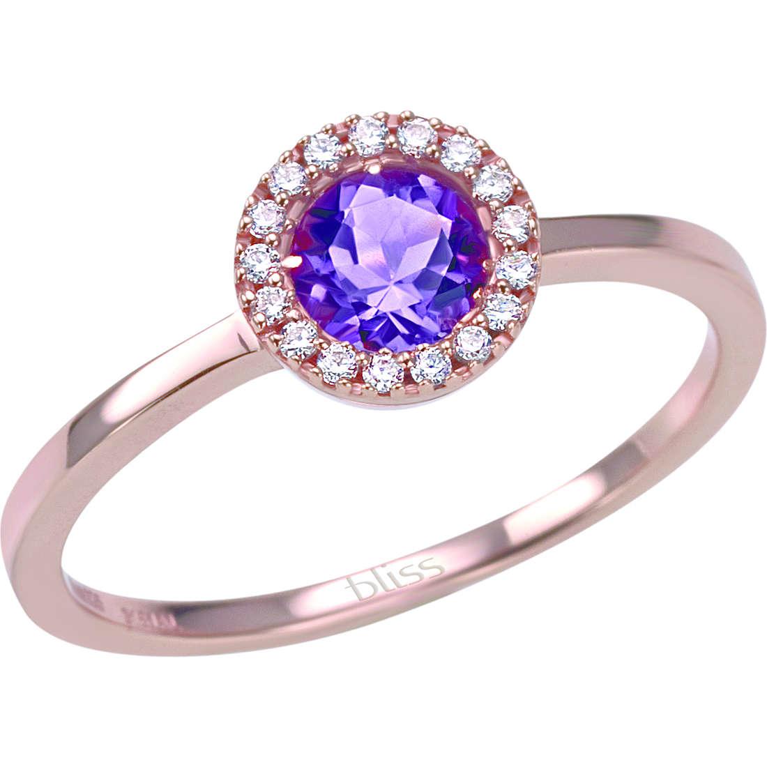 anello donna gioielli Bliss Enjoy 20061243