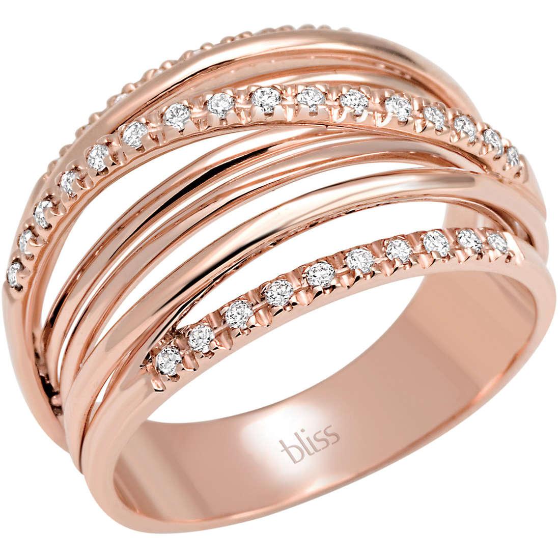 anello donna gioielli Bliss Fascino 20067487