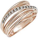 anello donna gioielli Bliss Fascino 20078312