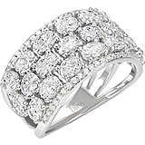 anello donna gioielli Bliss Felicity 20064036
