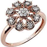 anello donna gioielli Bliss Floreal 20073946