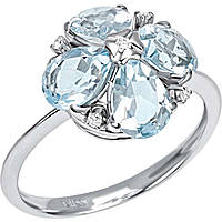 anello donna gioielli Bliss Flower 20069647