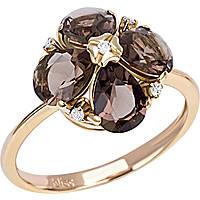anello donna gioielli Bliss Flower 20069648