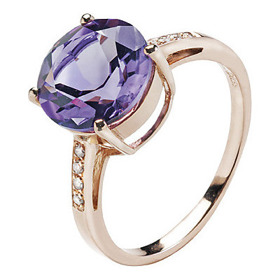 anello donna gioielli Bliss Ice Bliss 20064254