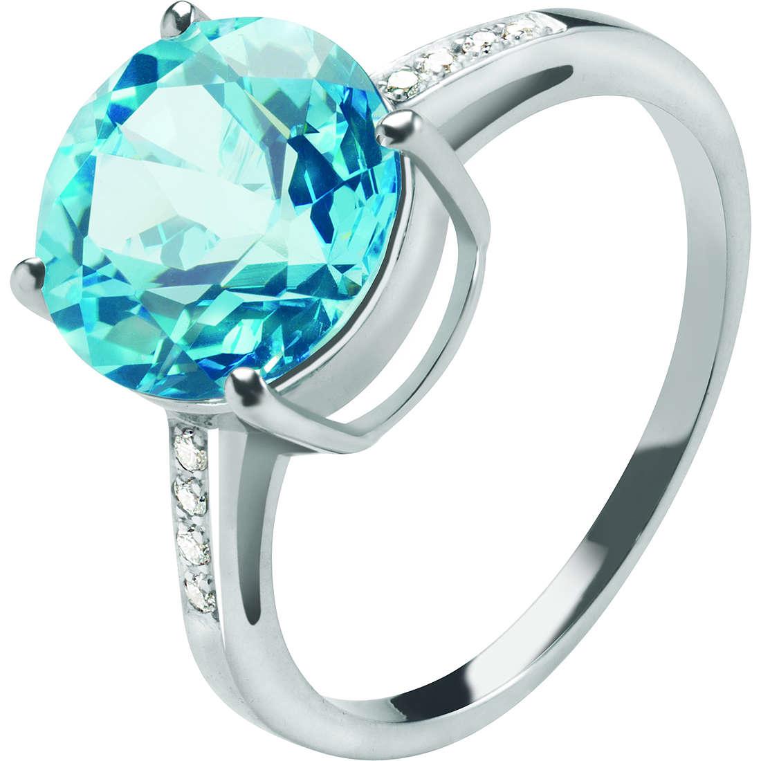 anello donna gioielli Bliss Ice Bliss 20064256