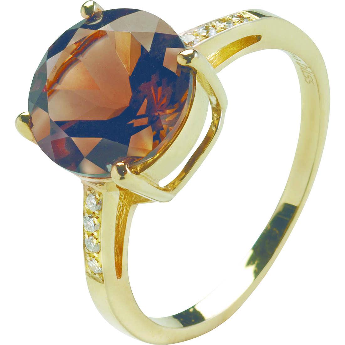 anello donna gioielli Bliss Ice Bliss 20064677