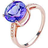 anello donna gioielli Bliss Ice Bliss 20064685
