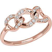 anello donna gioielli Bliss Intreccio 20070892