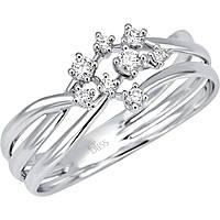 anello donna gioielli Bliss Iris 20066997