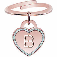 anello donna gioielli Bliss Love Letters 20081408