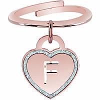 anello donna gioielli Bliss Love Letters 20081412