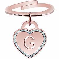 anello donna gioielli Bliss Love Letters 20081413