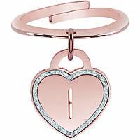 anello donna gioielli Bliss Love Letters 20081414