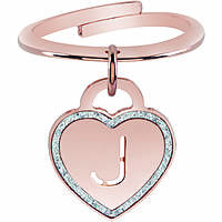 anello donna gioielli Bliss Love Letters 20081415