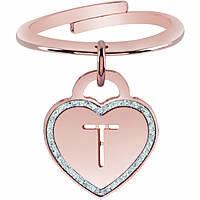 anello donna gioielli Bliss Love Letters 20081423