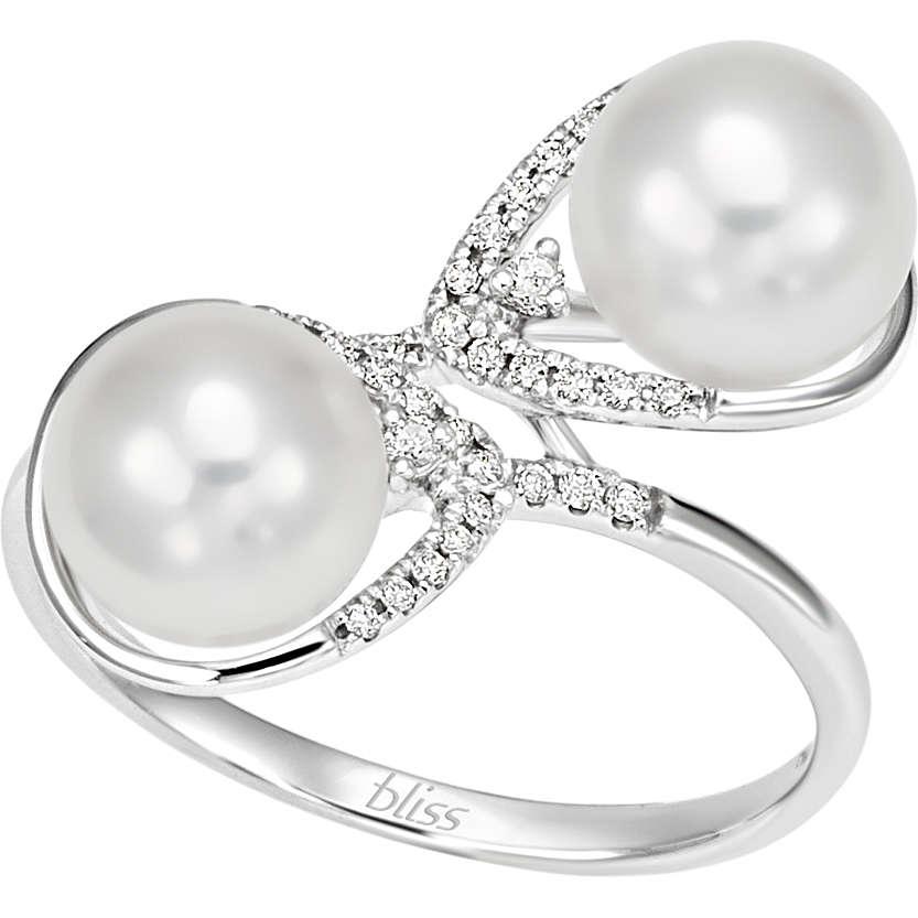 anello donna gioielli Bliss Noelle 20061943