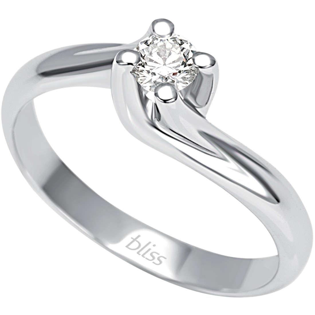 anello donna gioielli Bliss Pensiero 20067269