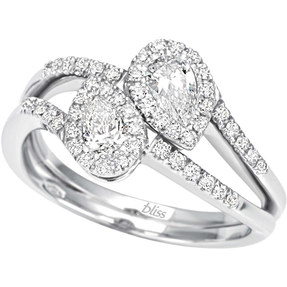 anello donna gioielli Bliss Prestige Selection 20064065