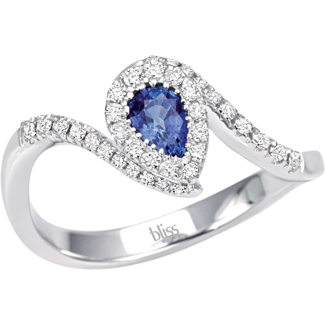anello donna gioielli Bliss Prestige Selection 20064072