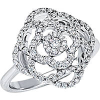 anello donna gioielli Bliss Prestige Selection 20069588