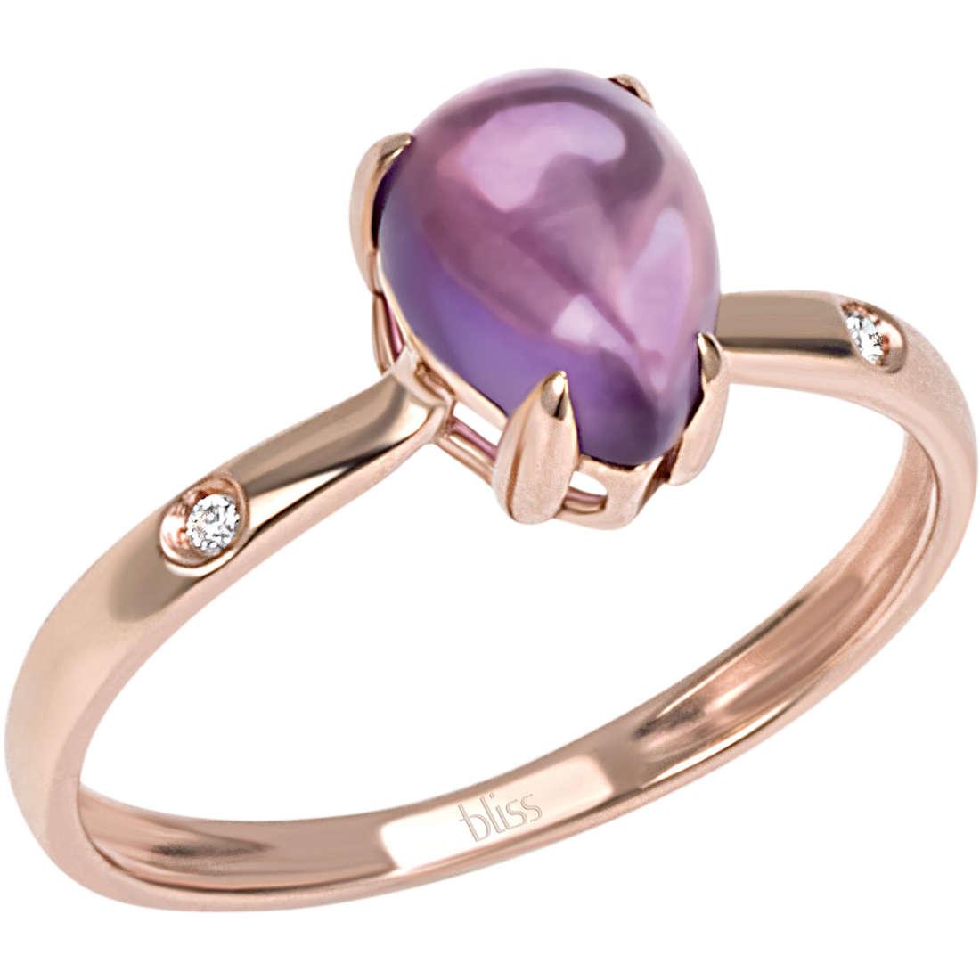 anello donna gioielli Bliss Raindrop 20069640
