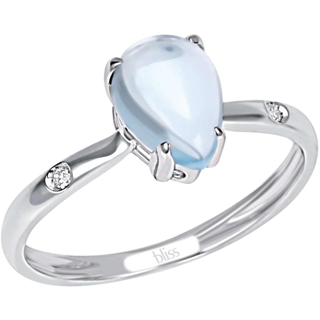 anello donna gioielli Bliss Raindrop 20069641