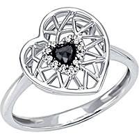 anello donna gioielli Bliss Regina Di Cuori 20070730