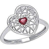 anello donna gioielli Bliss Regina Di Cuori 20070736