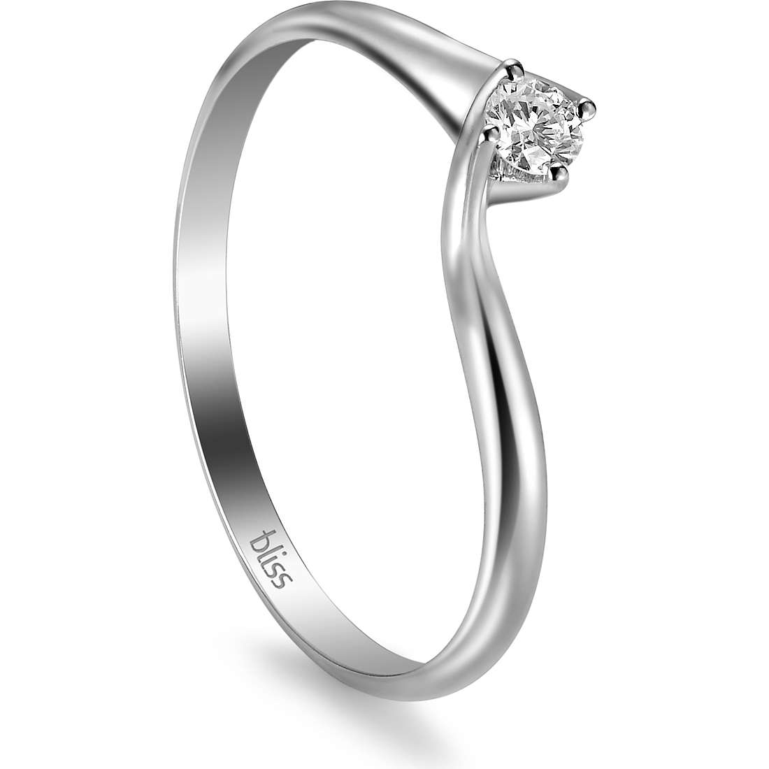 anello donna gioielli Bliss Romantico 20060686