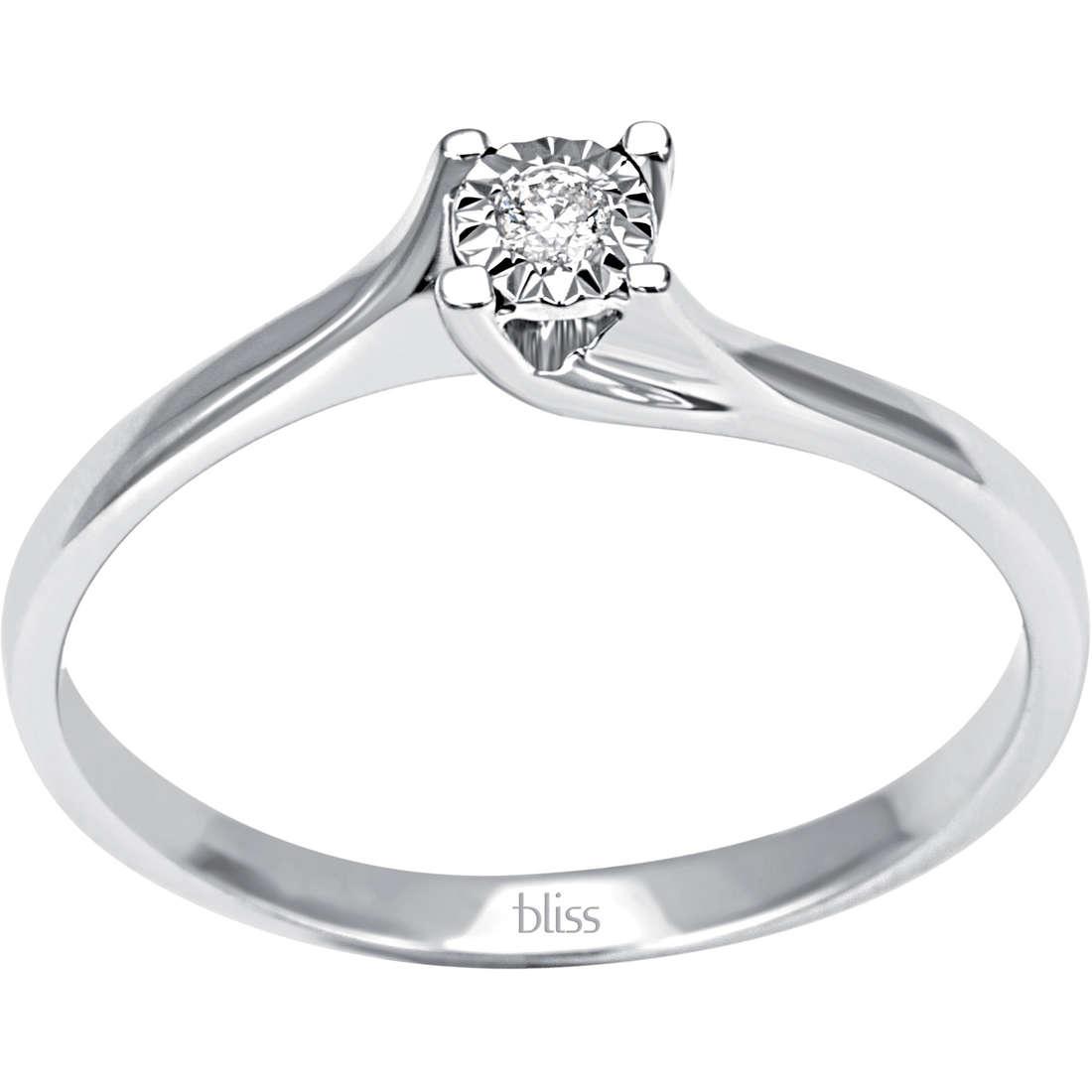 anello donna gioielli Bliss Rugiada 20069891