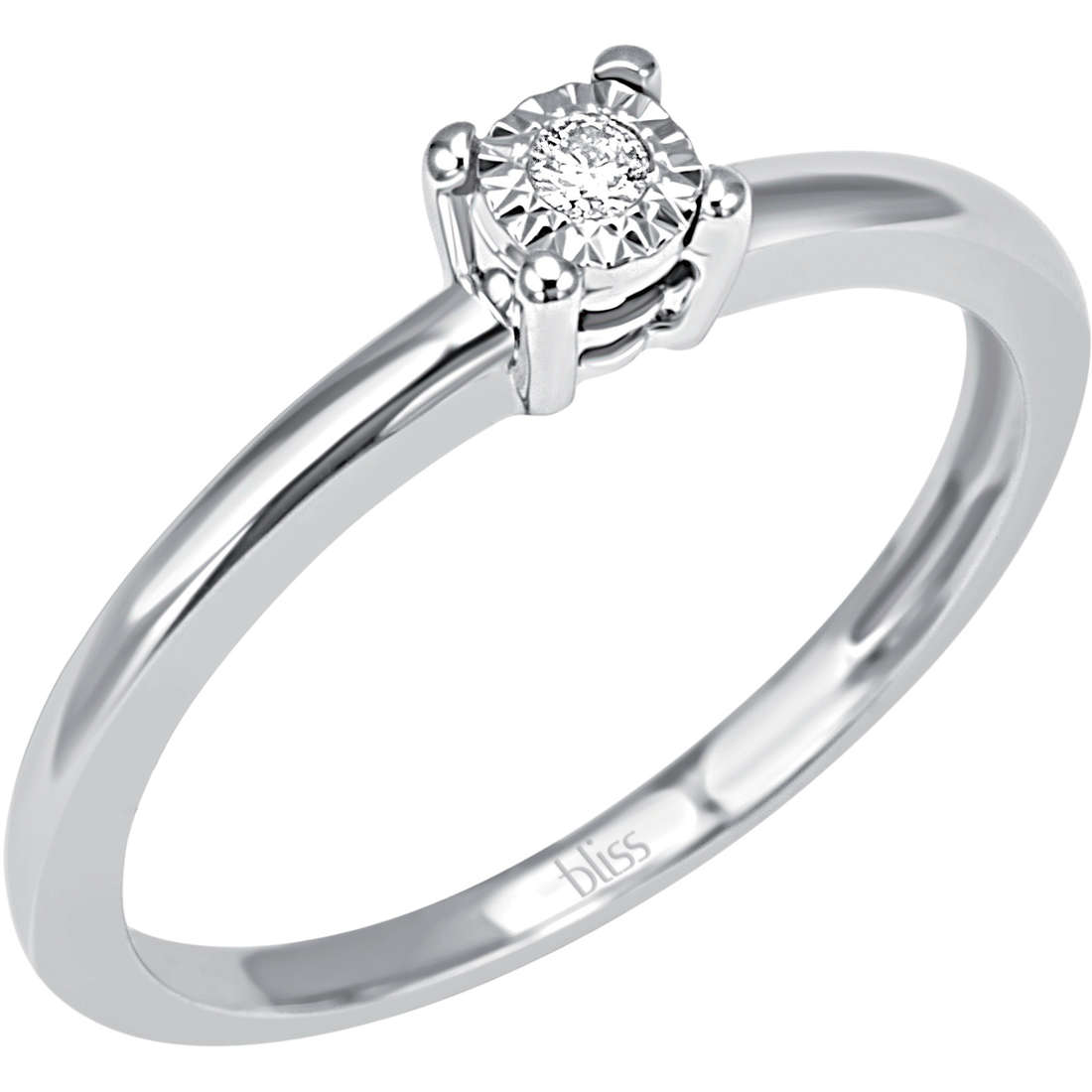 anello donna gioielli Bliss Rugiada 20069896