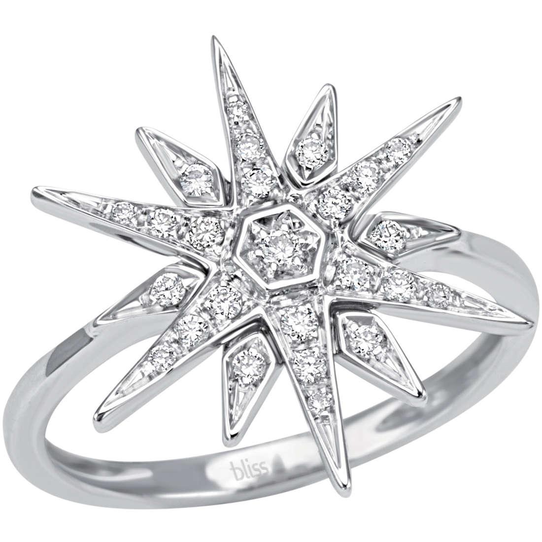 anello donna gioielli Bliss Shine 20069910