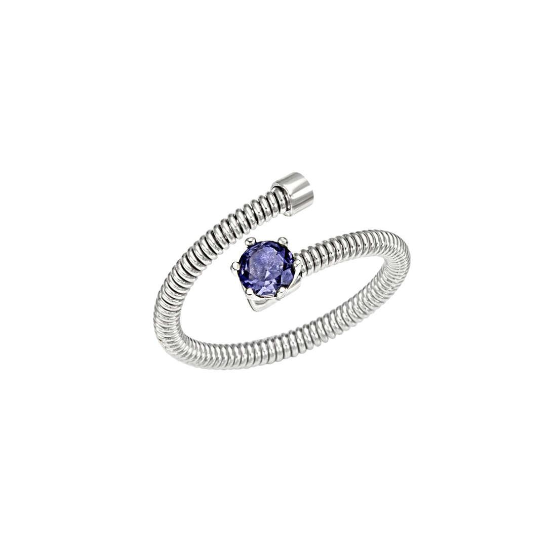 anello donna gioielli Bliss Silver Light 20061869