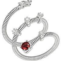 anello donna gioielli Bliss Silver Light 20061884