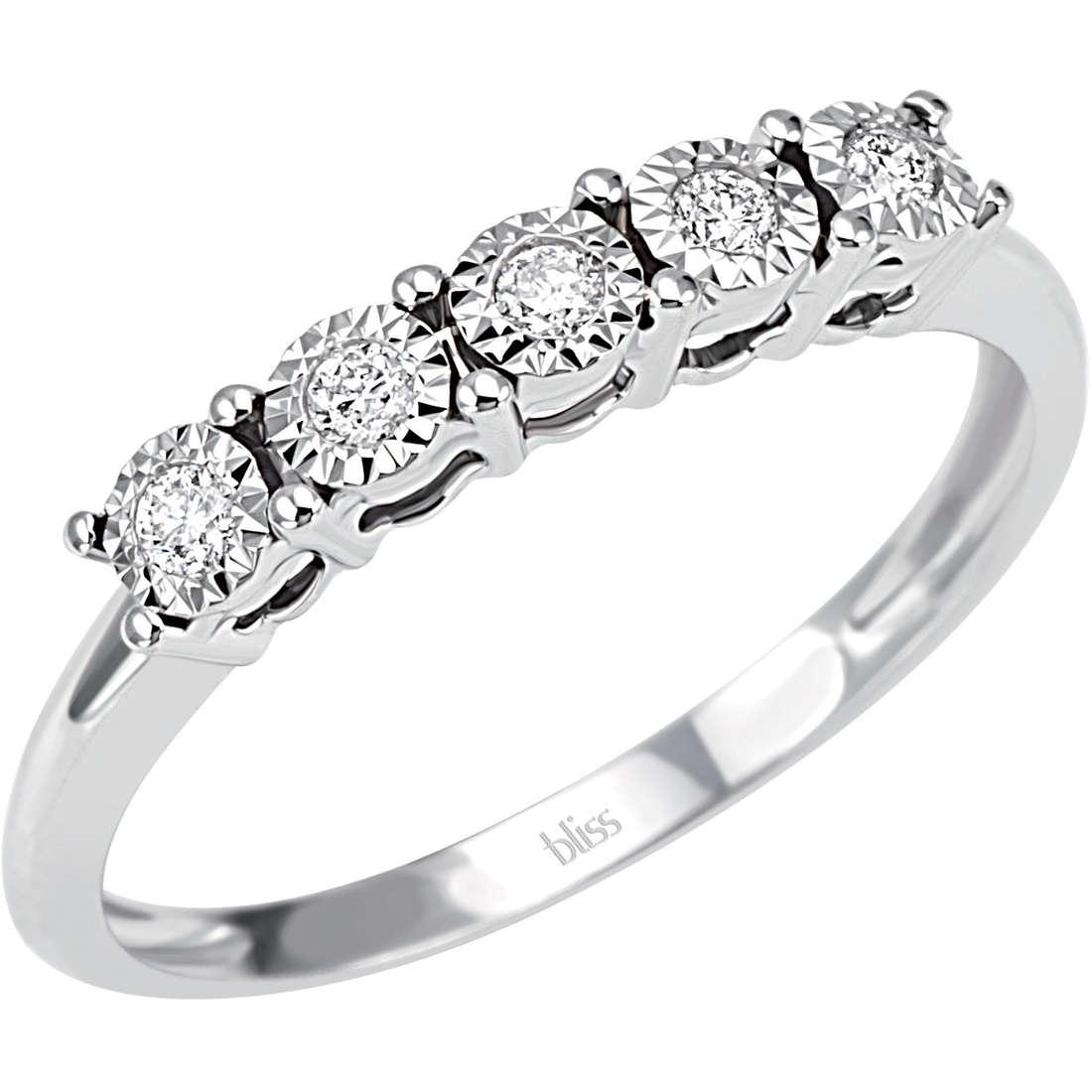 anello donna gioielli Bliss Splendori 20069988